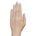 Bezel Garland  Ring