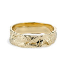 Men's Gold Vineyard Ring by Olivia Ewing Jewelry