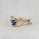 Unique engagement rings by Olivia Ewing Jewelry