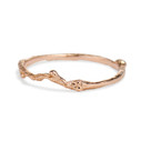 Delicate wedding ring by Olivia Ewing Jewelry