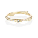 Aurora Diamond Ring by Olivia Ewing Jewelry