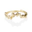 Mason Contour Ring by Olivia Ewing Jewelry