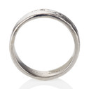 Bark wedding ring by Olivia Ewing Jewelry