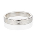 4mm Birch Ring by Olivia Ewing Jewelry
