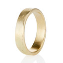 5mm Wide wedding ring by Olivia Ewing Jewelry
