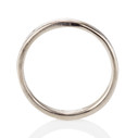 Men's nature wedding ring by Olivia Ewing Jewelry