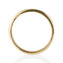 Men's tree bark wedding ring by Olivia Ewing Jewelry