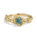 Woodland Montana Sapphire Ring by Olivia Ewing Jewelry