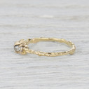 Twig engagement ring by Olivia Ewing Jewelry