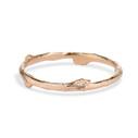 Diamond wedding ring by Olivia Ewing Jewelry