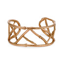 Calais Cuff in 14K rose gold by Olivia Ewing Jewelry