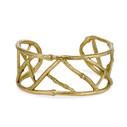 Calais Cuff twig bracelet by Olivia Ewing Jewelry