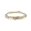 Naples Twisted Band by Olivia Ewing Jewelry
