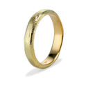 Cool mens wedding ring by Olivia Ewing Jewelry