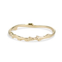Gold Naples Ring by Olivia Ewing Jewelry