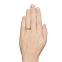 Tree wedding ring by Olivia Ewing Jewelry