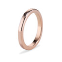 Rose gold wedding ring by Olivia Ewing Jewelry