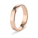 Men's wide wedding band by Olivia Ewing Jewelry