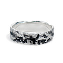 Silver Vineyard Ring by Olivia Ewing Jewelry