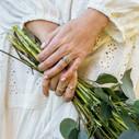 Montana Sapphire wedding ring by Olivia Ewing Jewelry