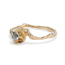 Alternative engagement ring stone by Olivia Ewing Jewelry