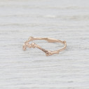 twig wedding band for her