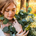 Nature inspired engagement rings by Olivia Ewing Jewelry