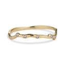 Unity Diamond Contour Ring by Olivia Ewing Jewelry