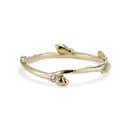 Verona Diamond Ring by Olivia Ewing Jewelry