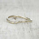 Corinth Diamond Ring by Olivia Ewing Jewelry