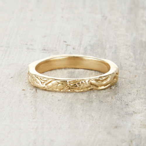 men's alternative wedding band