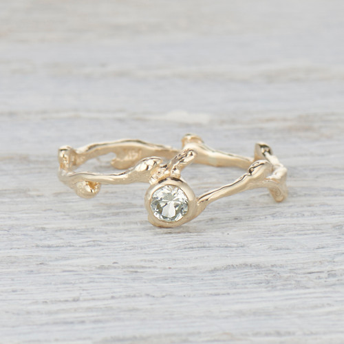Verona Bezel Ring