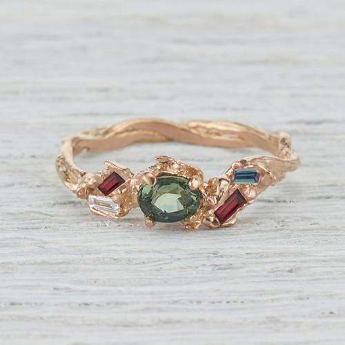 Custom Union Cluster Ring