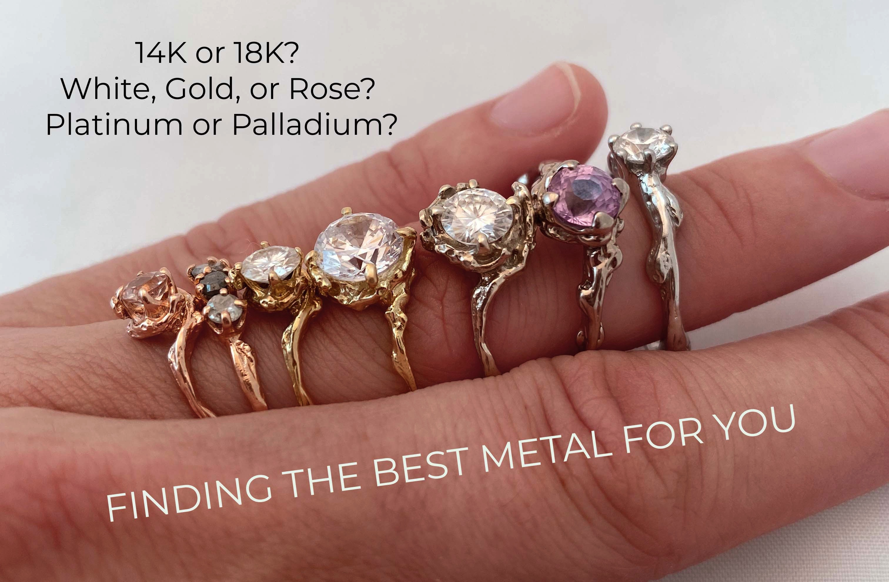 Choosing the Best Metal for You