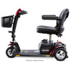 Pride Go-Go Sport S73 3-Wheel