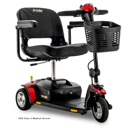 Pride Go-Go Elite Traveller SC40E 3-Wheel