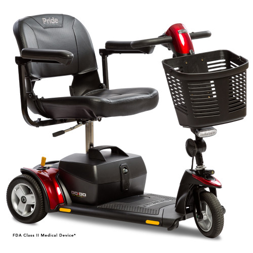Pride Go-Go Elite Traveller Plus SC53 3-Wheel