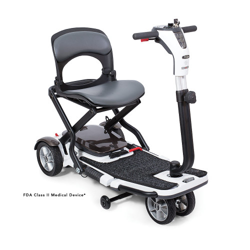 Go-Go Folding Scooter S19 4-Wheel