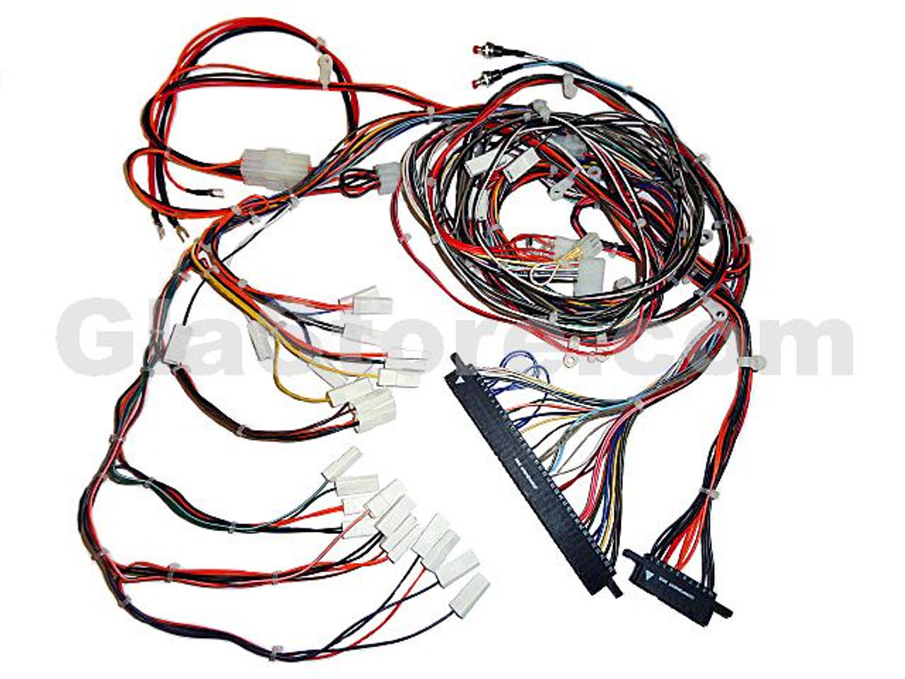 Standard 8 Liner Cherry Master Wiring Harness - Great Lakes Amut