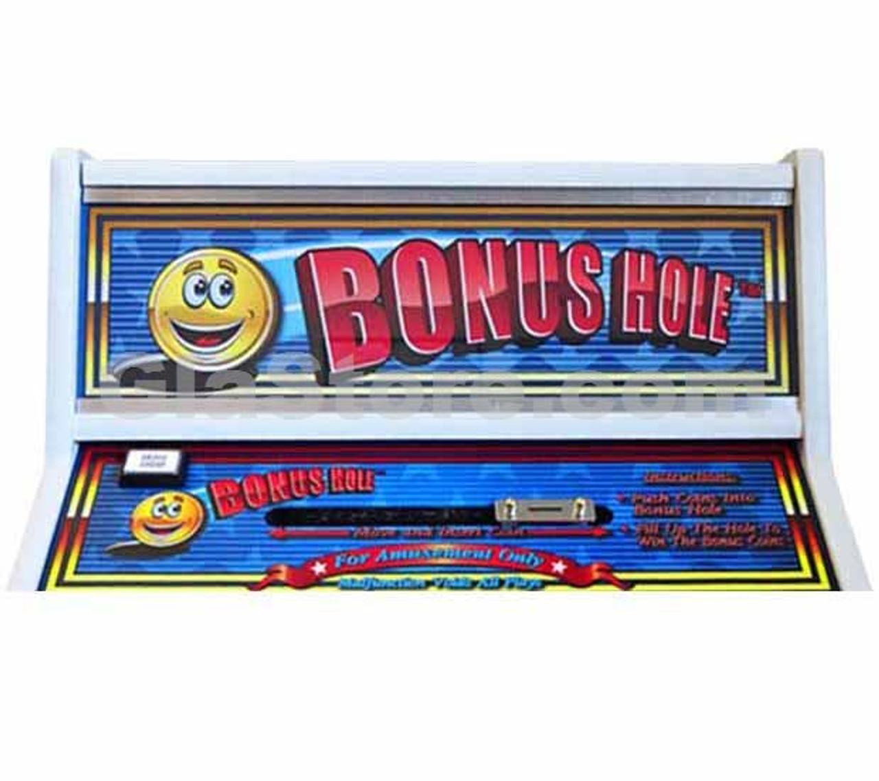 Bonus Hole Coin Pusher