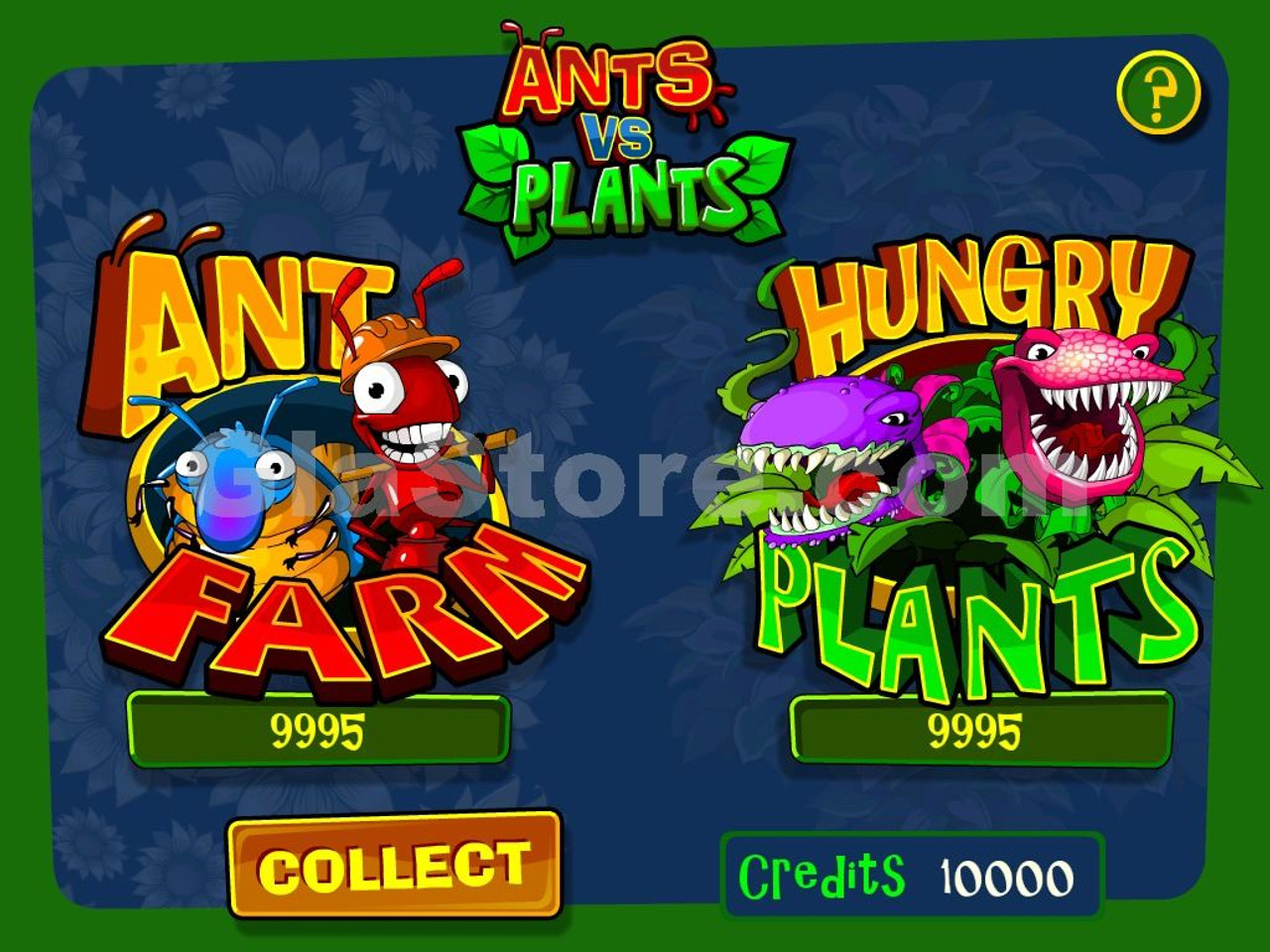 Ants Vs Plants Nudge 2 In 1 Multi Game Great Lakes Amusement