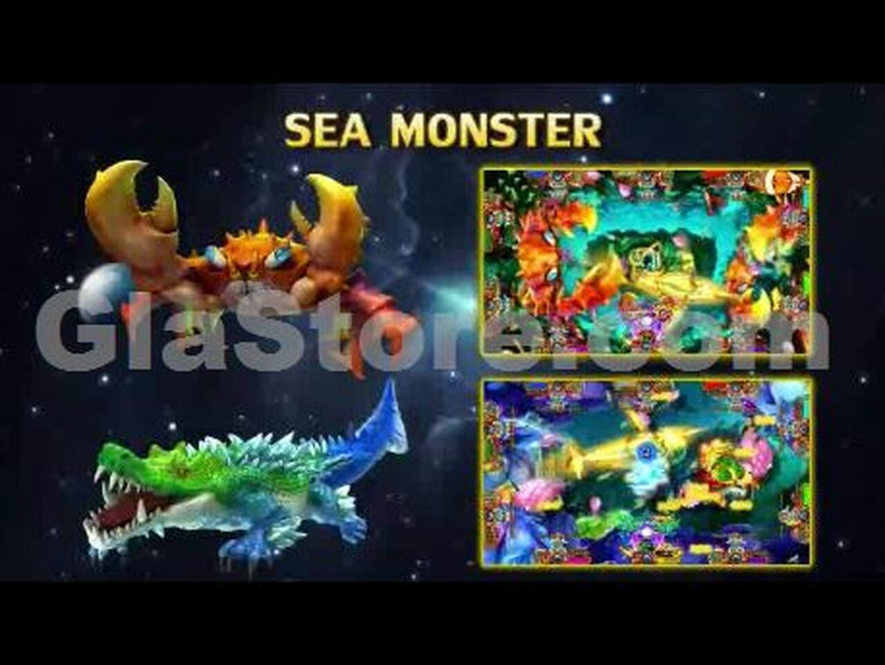 Ocean King 3 Plus Buffalo Thunder Game Kit - Great Lakes