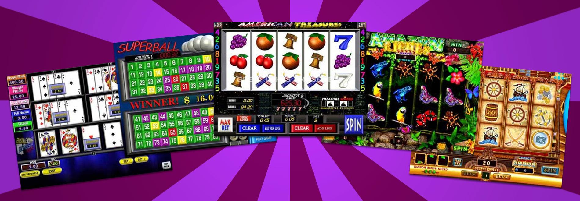 Platinum Touch 3 Multi-Game