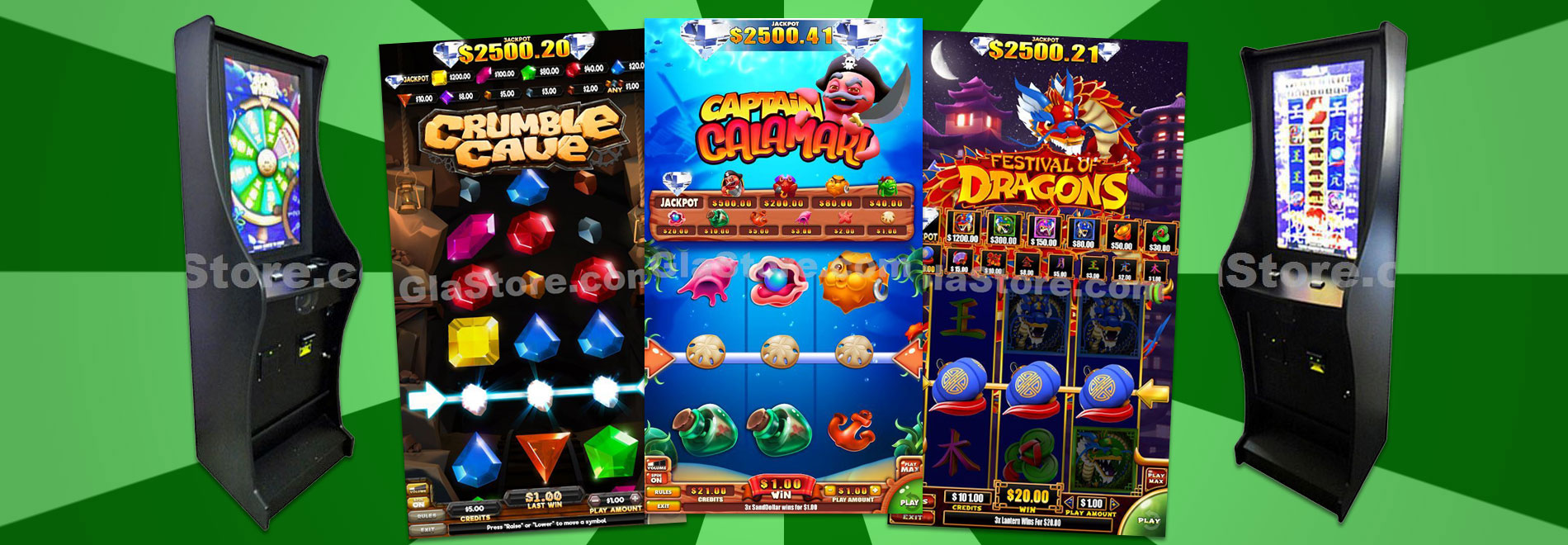 New Diamond Skill Games