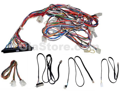 pot o gold complete harness kit - great lakes amusement  great lakes amusement