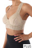B82PL Lace Bra PLUS