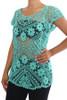 T3004 Crochet Top