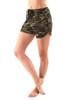 L61 Camo Print Shorts