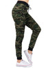 L60-N Camo Print Pants