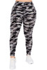 PL149PL Print Legging PLUS